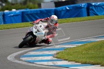 © Octane Photographic Ltd/Chris Enion 2012. British Superbikes test day – Donington Park, Tuesday 7th August 2012. Barry Burrell - Buildbase BMW. Digital Ref : 0450CE1D0088