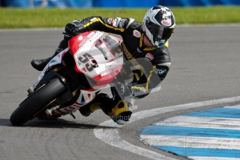 © Octane Photographic Ltd/Chris Enion 2012. British Superbikes test day – Donington Park, Tuesday 7th August 2012. Ducati Coventry. Digital Ref : 0450CE1D0154