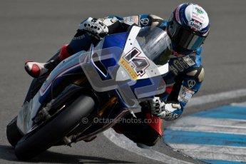 © Octane Photographic Ltd/Chris Enion 2012. British Superbikes test day – Donington Park, Tuesday 7th August 2012. John Laverty - Splitlath-Redmond Racing. Digital Ref : 0450CE1D0207