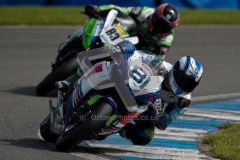 © Octane Photographic Ltd/Chris Enion 2012. British Superbikes test day – Donington Park, Tuesday 7th August 2012. Graeme Gowland - Team WFR Honda. Digital Ref : 0450CE1D0241
