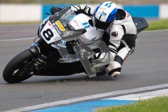 © Octane Photographic Ltd/Chris Enion 2012. British Superbikes test day – Donington Park, Tuesday 7th August 2012. Jenny Tinmouth - Hardinge sorrymate.com Honda. Digital Ref : 0450CE1D0606