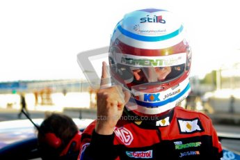 © Chris Enion/www.octanephotos.co.uk 2012 BTCC. Silverstone. Qualifying. Jason Plato - MG KX Momentum Racing. Digital Ref: 0538ce1d0669