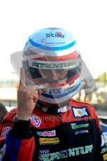 © Chris Enion/www.octanephotos.co.uk 2012 BTCC. Silverstone. Qualifying. Jason Plato - MG KX Momentum Racing. Digital Ref: 0538ce1d0671