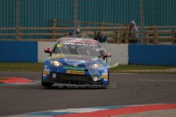 © Octane Photographic Ltd. BTCC - Round Two - Donington Park - Quail. Saturday 14th April 2012. Jason Plato, MG6, MG KX Momentum Racing. Digital ref : 0294lw1d7256
