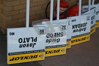 © Octane Photographic Ltd. BTCC - Round Two - Donington Park - Race 1. Sunday 15th April 2012. Digital ref : 0295lw1d7626