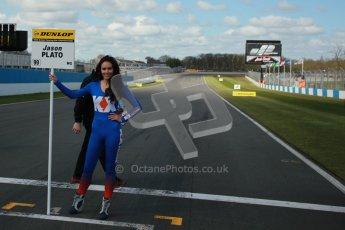 © Octane Photographic Ltd. BTCC - Round Two - Donington Park - Race 1. Sunday 15th April 2012. Digital ref : 0295lw1d7644