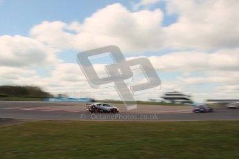 © Octane Photographic Ltd. BTCC - Round Two - Donington Park - Race 1. Sunday 15th April 2012. Adam Morgan in the Esses. Digital ref : 0295lw1d7961