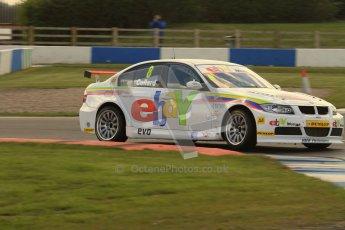 © Octane Photographic Ltd. BTCC - Round Two - Donington Park - Race 1. Sunday 15th April 2012. Rob Collard, BMW320si, eBay Motors. Digital ref : 0295lw7d3493