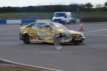 © Octane Photographic Ltd. BTCC - Round Two - Donington Park - Race 1. Sunday 15th April 2012. Dave Newsham, Vauxhall Vectra, Team ES Racing.com. Digital ref : 0295lw7d3505