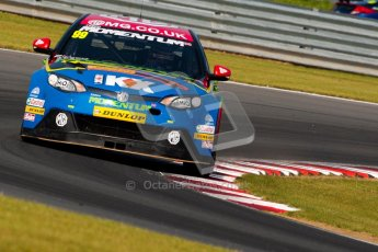 © Octane Photographic Ltd./Chris Enion. British Touring Car Championship – Round 6, Snetterton, Saturday 11th August 2012. Free Practice 1. Jason Plato - MG KX Momentum Racing, MG6. Digital Ref : 0452ce1d0113