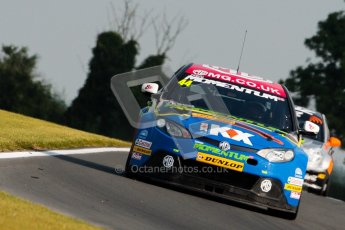 © Octane Photographic Ltd./Chris Enion. British Touring Car Championship – Round 6, Snetterton, Saturday 11th August 2012. Free Practice 1. Andy Neate - MG KX Momentum Racing, MG6. Digital Ref : 0452ce1d0165