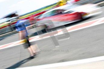 © Octane Photographic Ltd./Chris Enion. British Touring Car Championship – Round 6, Snetterton, Saturday 11th August 2012. Qualifying. Matt Neal - Honda Yuasa Racing Team, Honda Civic. Digital Ref : 0454ce1d0077