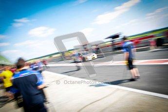 © Octane Photographic Ltd./Chris Enion. British Touring Car Championship – Round 6, Snetterton, Saturday 11th August 2012. Qualifying. Gordon Shedden - Honda Yuasa Racing Team, Honda Civic. Digital Ref : 0454ce1d0083