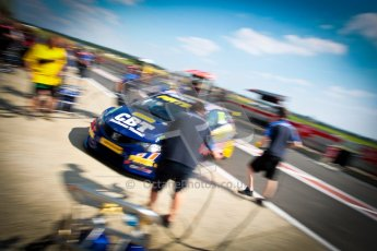 © Octane Photographic Ltd./Chris Enion. British Touring Car Championship – Round 6, Snetterton, Saturday 11th August 2012. Qualifying. Andrew Jordan - Pirtek Racing, Honda Civic. Digital Ref : 0454ce1d0097