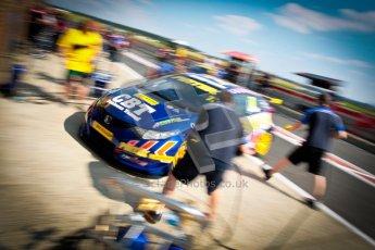 © Octane Photographic Ltd./Chris Enion. British Touring Car Championship – Round 6, Snetterton, Saturday 11th August 2012. Qualifying. Andrew Jordan - Pirtek Racing, Honda Civic. Digital Ref : 0454ce1d0098