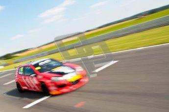 © Octane Photographic Ltd./Chris Enion. British Touring Car Championship – Round 6, Snetterton, Saturday 11th August 2012. Qualifying. Ollie Jackson - AmD Tuning.com, VW Golf MK5. Digital Ref : 0454ce1d0152