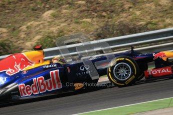 © 2012 Octane Photographic Ltd. Hungarian GP Hungaroring - Saturday 28th July 2012 - F1 Qualifying. Red Bull RB8 - Sebastian Vettel. Digital Ref : 0430lw7d0417