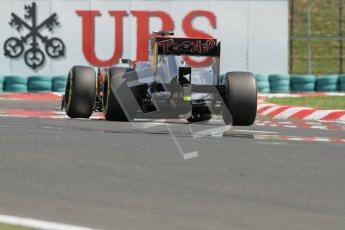 © 2012 Octane Photographic Ltd. Hungarian GP Hungaroring - Saturday 28th July 2012 - F1 Qualifying. McLaren MP4/27 - Lewis Hamilton. Digital Ref : 0430lw7d7796