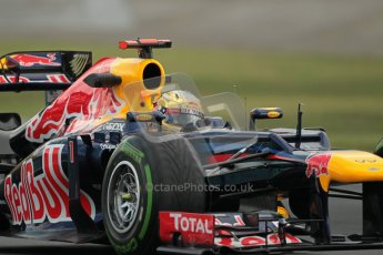 © 2012 Octane Photographic Ltd. Hungarian GP Hungaroring - Friday 27th July 2012 - F1 Practice 2. Red Bull RB8 - Sebastian Vettel. Digital Ref : 0426lw1d6319