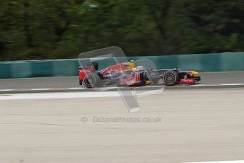 © 2012 Octane Photographic Ltd. Hungarian GP Hungaroring - Friday 27th July 2012 - F1 Practice 2. Red Bull RB8 - Mark Webber. Digital Ref : 0426lw7d5669
