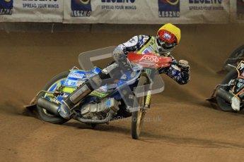 © Carl Jones/Octane Photographic Ltd. FIM FOGO British Speedway GP, Millennium Stadium, Cardiff, Saturday 25th August 2012. Digital Ref : 0480cj7d9608