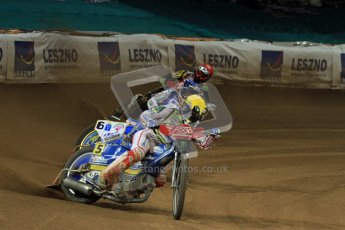 © Carl Jones/Octane Photographic Ltd. FIM FOGO British Speedway GP, Millennium Stadium, Cardiff, Saturday 25th August 2012. Digital Ref : 0480cj7d9813