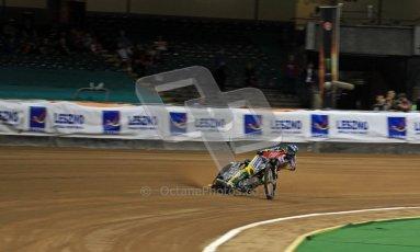 © Carl Jones/Octane Photographic Ltd. FIM FOGO British Speedway GP, Millennium Stadium, Cardiff, Friday 24th August 2012. Chris Holder. Digital Ref : 0479cj7d8922