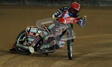 © Carl Jones/Octane Photographic Ltd. FIM FOGO British Speedway GP, Millennium Stadium, Cardiff, Friday 24th August 2012. Digital Ref : 0479cj7d8988
