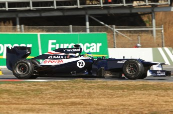 © 2012 Octane Photographic Ltd. Barcelona Winter Test 1 Day 1 - Tuesday 21st February 2012. Williams FW34 - Bruno Senna. Digital Ref : 0226lw7d5085
