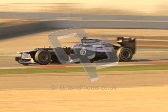 © 2012 Octane Photographic Ltd. Barcelona Winter Test 1 Day 2 - Wednesday 21st February 2012. Williams FW34 - Valtteri Bottas. Digital Ref : 0227lw7d6075