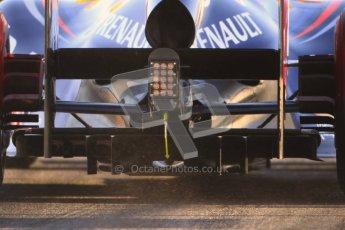 © 2012 Octane Photographic Ltd. Barcelona Winter Test 1 Day 3 - Thursday 23rd February 2012. Red Bull RB8 - Mark Webber. Digital Ref : 0228cb7d6392