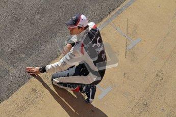 © 2012 Octane Photographic Ltd. Barcelona Winter Test 1 Day 3 - Thursday 23rd February 2012. Williams - Bruno Senna. Digital Ref : 0228lw7d3960