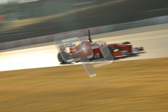 © 2012 Octane Photographic Ltd. Barcelona Winter Test 1 Day 4 - Friday 24th February 2012. Ferrari F2012 - Felipe Massa. Digital Ref : 0229cb1d0142
