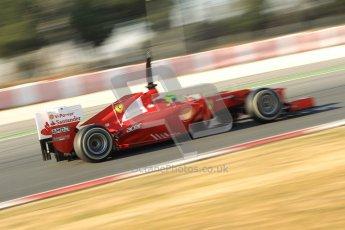© 2012 Octane Photographic Ltd. Barcelona Winter Test 1 Day 4 - Friday 24th February 2012. Ferrari F2012 - Felipe Massa. Digital Ref : 0229cb1d0218