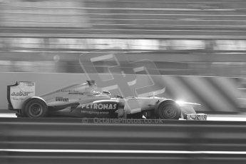 © 2012 Octane Photographic Ltd. Barcelona Winter Test 1 Day 4 - Friday 24th February 2012. Mercedes W03 - Nico Rosberg. Digital Ref : 0229cb1d0363