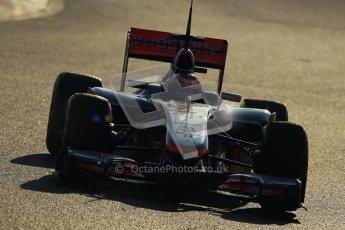 © 2012 Octane Photographic Ltd. Barcelona Winter Test 1 Day 4 - Friday 24th February 2012. McLaren MP4/27 - Jenson Button. Digital Ref : 0229cb1d9924