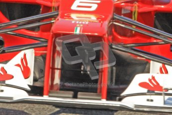 © 2012 Octane Photographic Ltd. Barcelona Winter Test 1 Day 4 - Friday 24th February 2012. Ferrari F2012 - Felipe Massa. Digital Ref : 0229cb7d6913