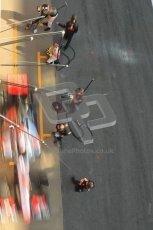© 2012 Octane Photographic Ltd. Barcelona Winter Test 2 Day 1 - Thursday 1st March 2012. McLaren MP4/27 - Jenson Button. Digital Ref : 0231cb1d1968