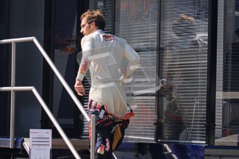 © 2012 Octane Photographic Ltd. Barcelona Winter Test 2 Day 1 - Thursday 24th March 2012. Toro Rosso STR7 - Jean-Eric Vergne. Digital Ref : 0231lw7d0403