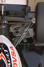 © 2012 Octane Photographic Ltd. Barcelona Winter Test 2 Day 1 - Thursday 24th March 2012. Williams FW34 - Pastor Maldonado. Digital Ref : 0231lw7d8848