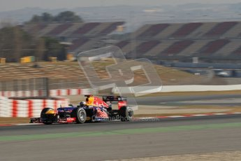 © 2012 Octane Photographic Ltd. Barcelona Winter Test 2 Day 2 - Friday 2nd March 2012. Toro Rosso STR7 - Jean-Eric Vergne. Digital Ref :