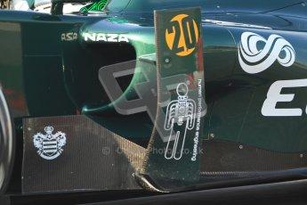 © 2012 Octane Photographic Ltd. Barcelona Winter Test Day 3 - Saturday 3rd March 2012. Mercedes W03 - Nico Rosberg. Digital Ref : 0233cb7d9403