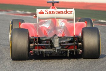 © 2012 Octane Photographic Ltd. Barcelona Winter Test 2 Day 3 - Saturday 3rd March 2012. Ferrari F2012 - Felipe Massa. Digital Ref : 0233cb7d9555