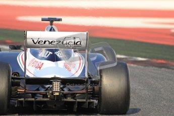 © 2012 Octane Photographic Ltd. Barcelona Winter Test 2 Day 3 - Saturday 3rd March 2012. Williams FW34 - Bruno Senna. Digital Ref : 0233cb7d9736