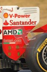 © 2012 Octane Photographic Ltd. Barcelona Winter Test 2 Day 3 - Saturday 3rd March 2012. Ferrari F2012 - Felipe Massa. Digital Ref : 0233cb7d9801