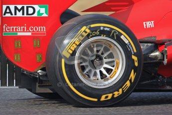 © 2012 Octane Photographic Ltd. Barcelona Winter Test 2 Day 3 - Saturday 3rd March 2012. Ferrari F2012 - Felipe Massa. Digital Ref : 0233cb7d9821