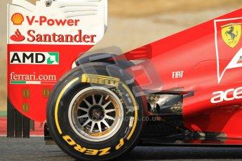 © 2012 Octane Photographic Ltd. Barcelona Winter Test 2 Day 3 - Saturday 3rd March 2012. Ferrari F2012 - Felipe Massa. Digital Ref : 0233cb7d9848
