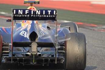 © 2012 Octane Photographic Ltd. Barcelona Winter Test 2 Day 3 - Saturday 3rd March 2012. Red Bull RB8 - Mark Webber. Digital Ref : 0233cb7d9885