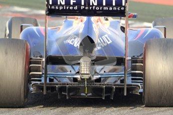 © 2012 Octane Photographic Ltd. Barcelona Winter Test 2 Day 3 - Saturday 3rd March 2012. Red Bull RB8 - Mark Webber. Digital Ref : 0233cb7d9894