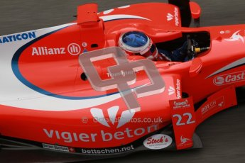 © Octane Photographic Ltd. GP2 Winter testing Barcelona Day 1, Tuesday 6th March 2012. Arden International, Simon Trummer. Digital Ref :